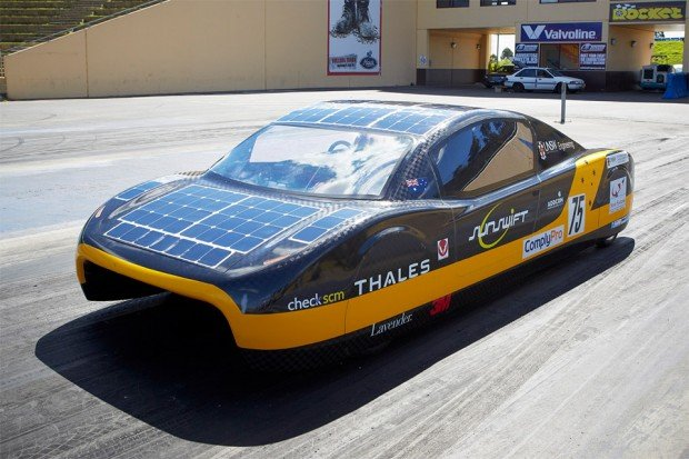 sunswift_solar_car_world_record_1