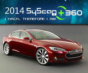 Hack the Tesla Model S, Win $10,000