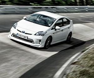 Toyota Prius Sets Nürburgring Eco Record