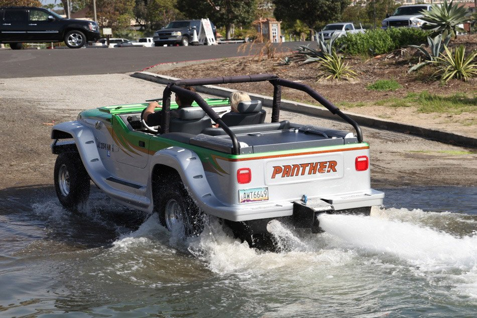 Watercar Panther  World U2019s Fastest Amphibious Vehicle