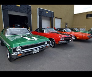 U.S. Marshals American Muscle Cars Auction