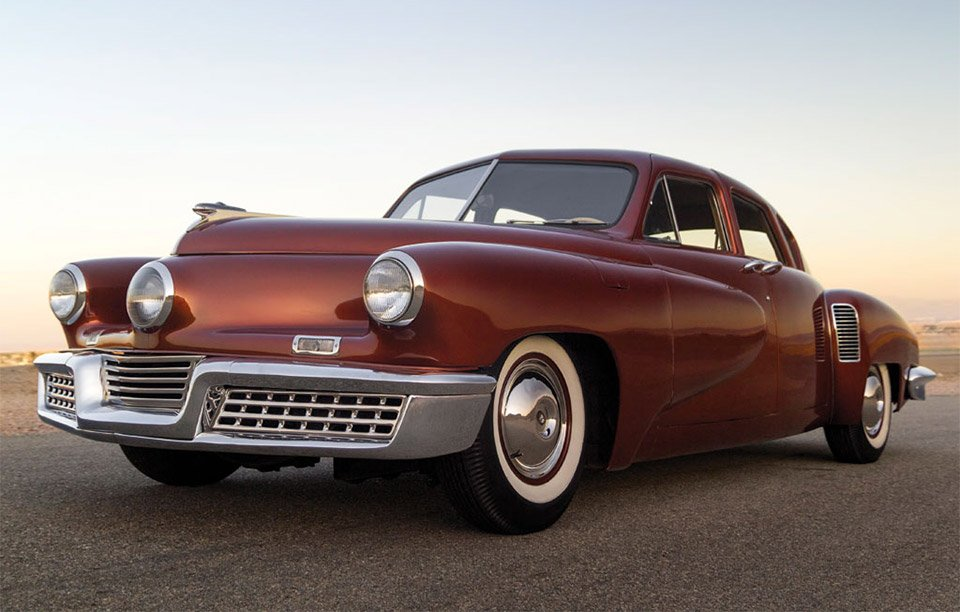 1948 Tucker 48 Heads To Auction 95 Octane
