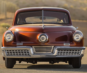 1948 Tucker 48 Heads to Auction