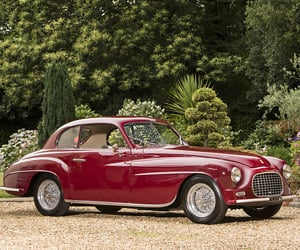 Extraordinary 1949 Ferrari 166 Inter up for Auction