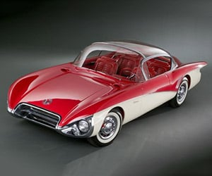 Concepts from Future Past: 1956 Buick Centurion