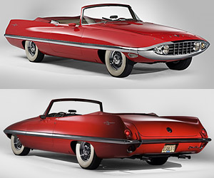 Concepts from Future Past: 1957 Chrysler Diablo