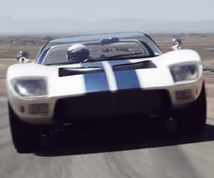 Inside the Ford GT40 108 Roadster Prototype