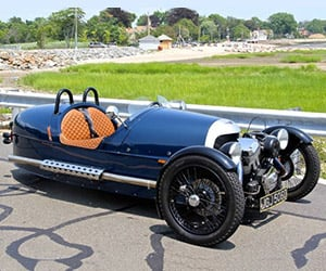 2012 Morgan 3-Wheeler Hits eBay