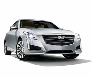 Cadillac Updates the CTS Sedan for 2015