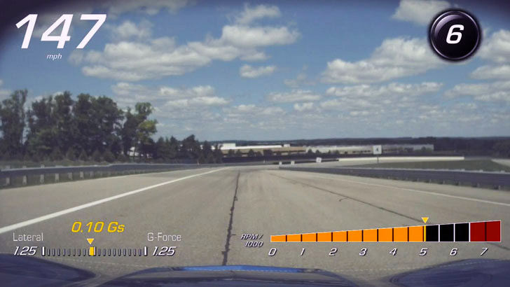"Chevrolet Adds ""Nanny Cam"" to 2015 Corvette"