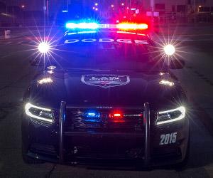 2015 Dodge Charger Pursuit Cop Car