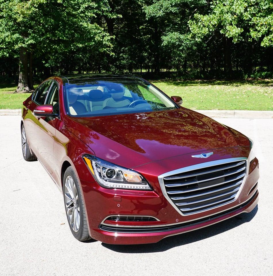Review: 2015 Hyundai Genesis 3.8 AWD