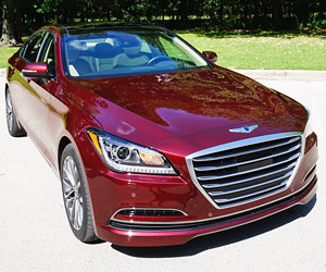 Review: 2015 Hyundai Genesis 3.8 AWD