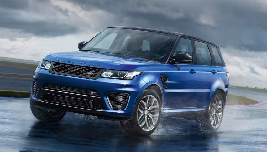 2015 Range Rover Sport SVR Revealed