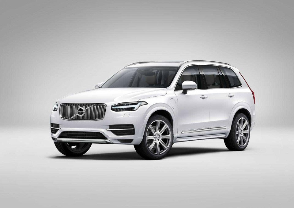 2015 Volvo Xc90 First Images Unveiled 95 Octane