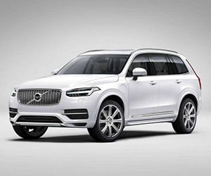 2015 Volvo XC90: First Images Unveiled