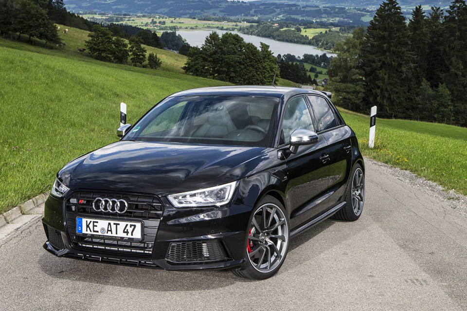 ABT Boosts the New Audi S1 Sportback to 306hp