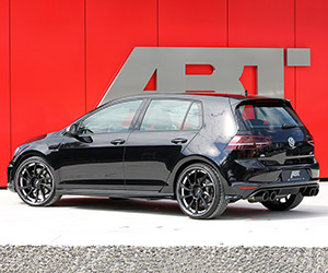 ABT Sportsline Boosts VW Golf R to 400 HP