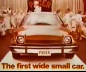 From the Vaults: AMC Pacer Commercials