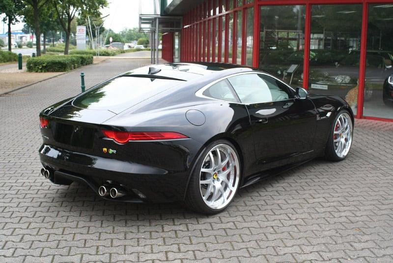 arden reworks the jaguar f-type coupe