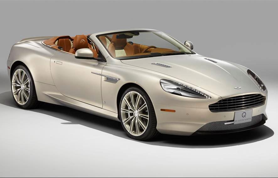 Aston Martin DB9 Volante Equestrian