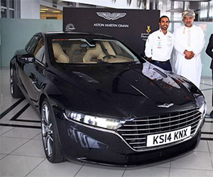 2015 Aston Martin Lagonda Super Sedan Revealed