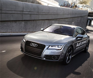 Audi First to Test Self-Driving Cars in Florida