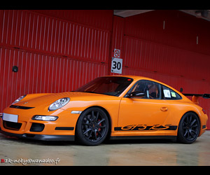 Awesome Car Pic: Porsche GT3 RS