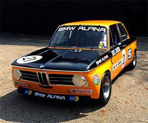 BMW Bringing a 1970 Alpina 2002ti to the Races