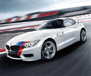 BMW Z4 SDrive 20i GT Spirit: Just 60 Being Made