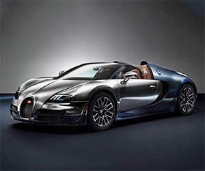 Bugatti Veyron Ettore Bugatti Special Edition