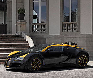 Bugatti Veyron Grand Sport Vitesse 1 of 1 Edition