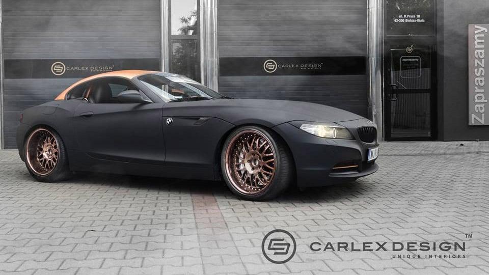 BMW PUNK Z4 Steampunk by Carlex Design