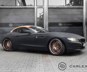 BMW PUNK Z4 Steampunk by Carlex Design