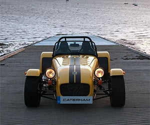 Caterham Unveils U.S. Market 360 and 480