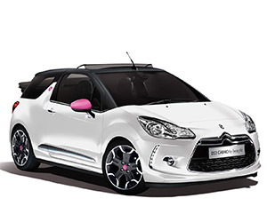 Limited Edition Citroën DS3 Cabrio DStyle