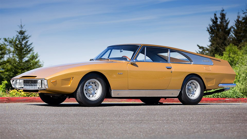 1966 Ferrari 330 GT 2+2 Navarro Special Auction