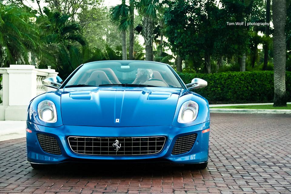 Awesome Car Pic: Ferrari Supermerica 45