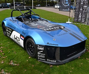 Forze 6: A University-Built Hydrogen Fuel Cell Racer