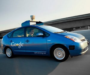 Google Self-Driving Cars Permitted to Speed