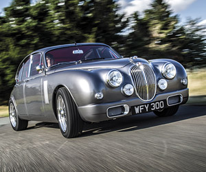 Ian Callum's Jaguar Mark 2