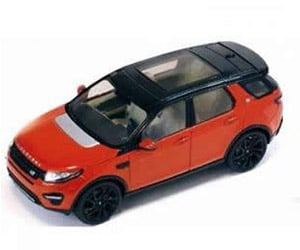 2015 Land Rover Discovery Sport Leaked