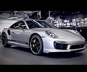Porsche 911 Turbo S: Exclusive GB Edition