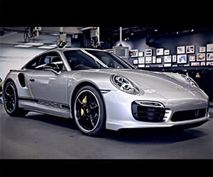 Porsche 911 Turbo S: Exclusive GB Edition