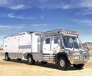 Mercedes Unimog KiraVan: World's Greatest Camper