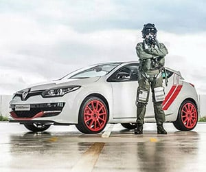 Renault Mégane RS 275 AIR 14 Limited Edition