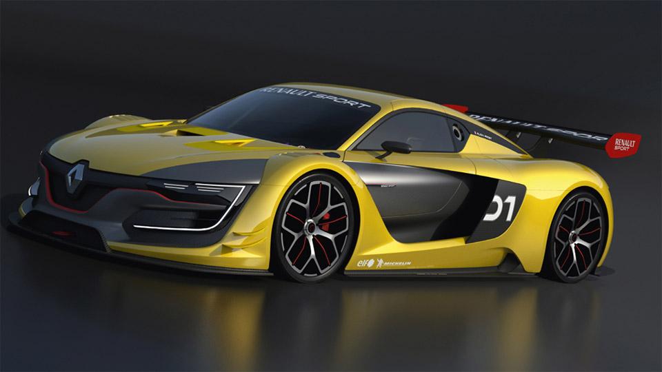 Renault Sport R.S.01