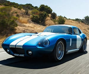 Renovo Coupe: Shelby Meets Electric