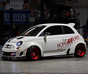 Road Race Motorsports: Fiat 500 M1 Turbo Tallini Competizione