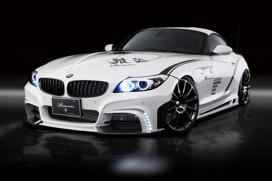 Bmw E89 Z4 By Rowen International 95 Octane